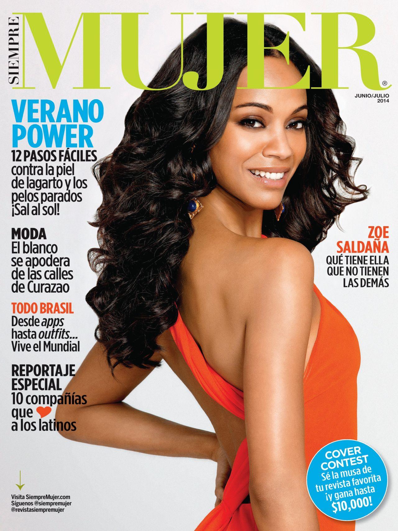 zoe-saldana-siempre-mujer-magazine-june-july-2014-issue_1
